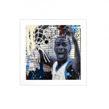 Nets> Limited Edition Print by Marly Mcfly