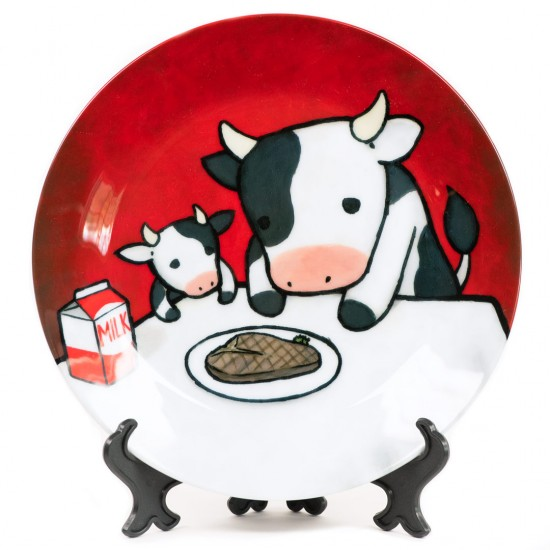 Revenge Is A Dish- Cow