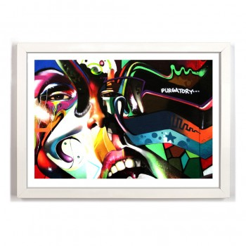 Purgatory> Limited Edition Print by Chor Boogie