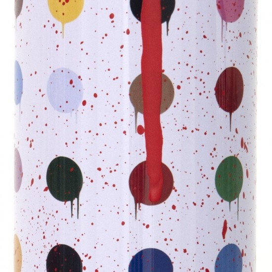 Hirst Dots- Red