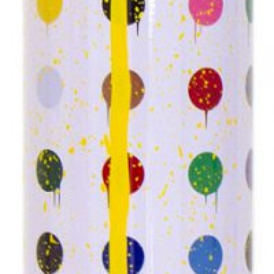 Hirst Dots- Yellow