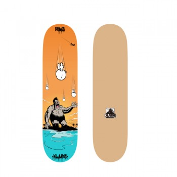 DFace x XLarge Skate Deck> Limited Art Skateboard by D*Face