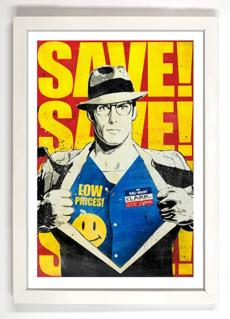 Super Saver!> Limited Edition Print by Denial