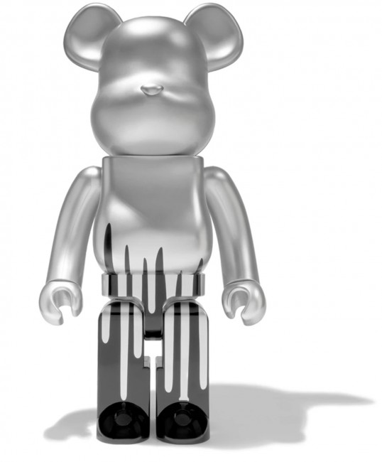 Krink 1000%> Rare Limited BE@RBRICK Art Toy