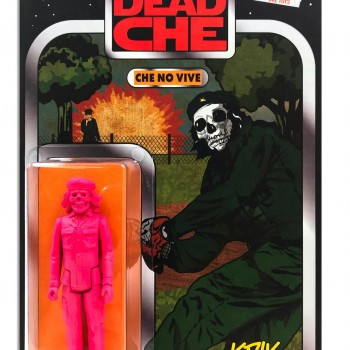 Che No Vive- Pink> Limited Run Resin Art Toy by Frank Kozik