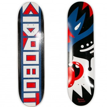 Roman Klonek> Limited Art Skateboard by Roman Klonek