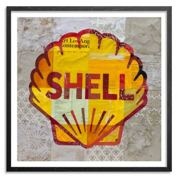 Shell> Limited Edition Print by Cey Adams