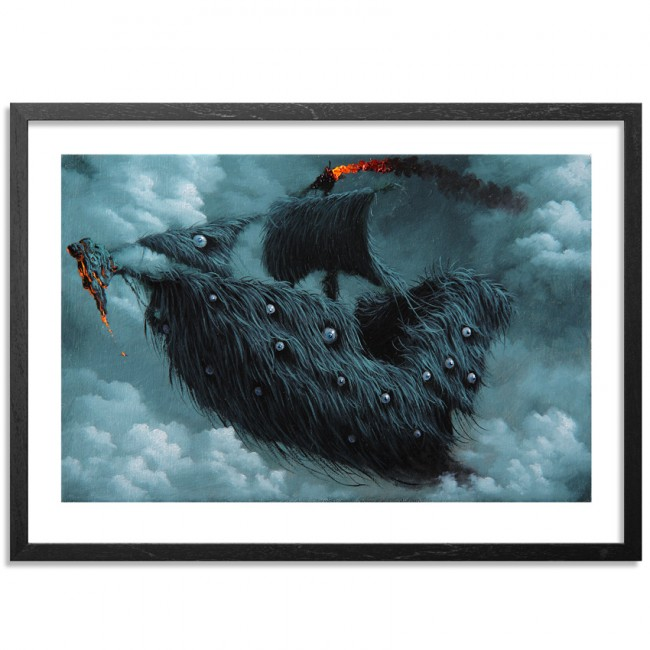 Ship> Limited Edition Print by Fulvio Di Piazza