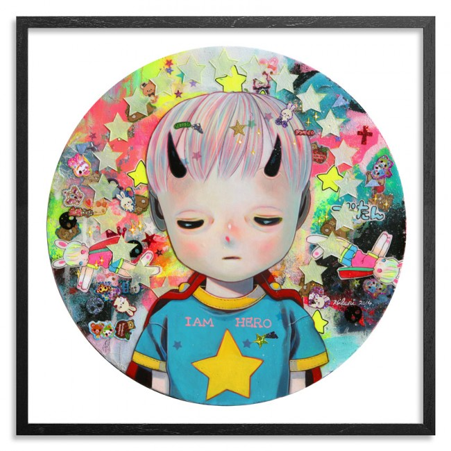 Solitary Child 3> Limited Edition Print by Hikari Shimoda