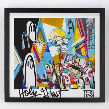 Boombastic HPM> Limited Edition Print by Lebo
