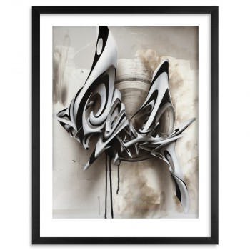 Steel Passion> Limited Edition Print by Made514