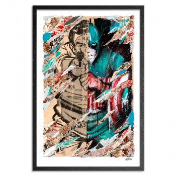 Avenge Me> Limited Edition Print by Meggs