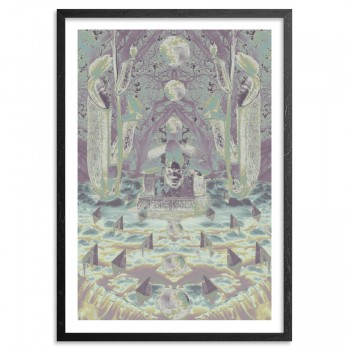 Organica Utopia> Limited Edition Print by Melody Avis