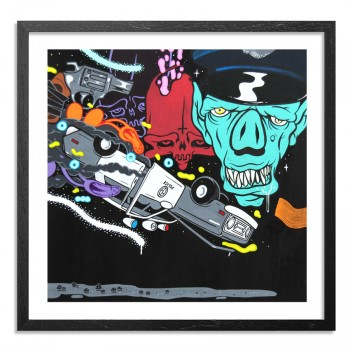 FTP> Limited Edition Print by Persue