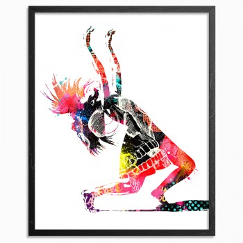 In Your Arms> Limited Edition Print by ThankYouX